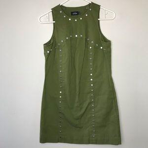Kate Spade Saturday Army Green Dress